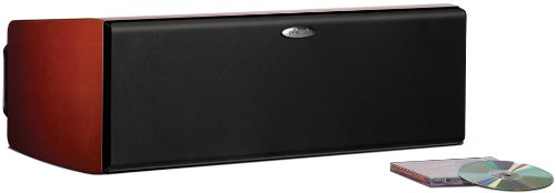 Polk Audio LSiM 706c Center Channel Speaker (Mt. Vernon Cherry, Each)