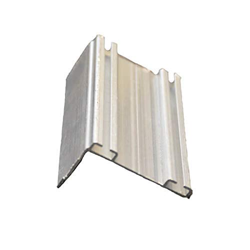 - Garage Door Weather Seal Retainer - L Shape, Size: 1