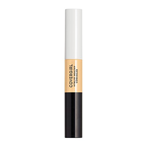 COVERGIRL Vitalist Healthy Concealer Pen, Light/Medium, 0.05 Pound (packaging may vary) (0.05 Light Lb)