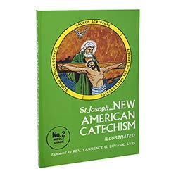 US Gifts S Joseph New American Catechism: No. 2 (Pack of 2)