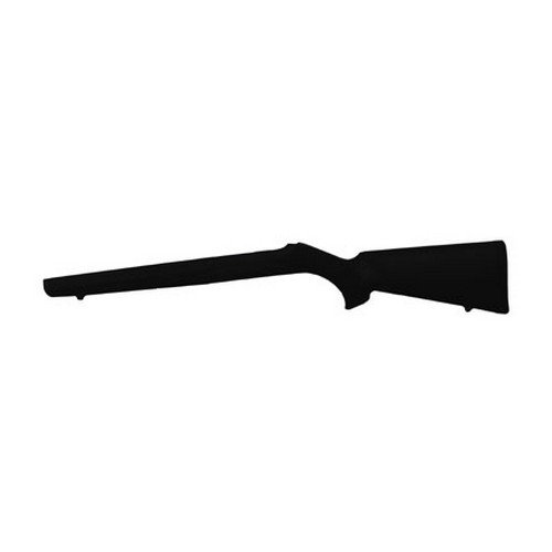 Hogue, Rubber Overmolded Stock for Ruger, 10-22 Standard (Best Ruger 10 22 Receiver)