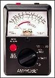 Insulation Tester, Analogue Megohmmeter, 250V, 500V, 100Mohm, 158.8 mm