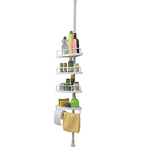 UMFun Bathroom Shower Caddy Holder Corner Rack Shelf Organizer Accessory -