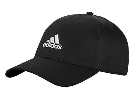 Adidas berretto sportivo Golf-Flexible Cap-Hat and close new Touch Nero  gioventù  5582e72c5741