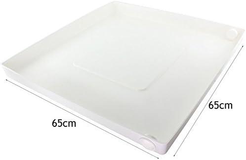 Spares2go - Bandeja de goteo y kit de reducción de vibración para ...