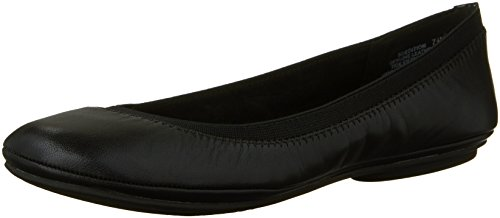 Bandolino Women's Edition Leather Ballet Flat,Black Multi,8 M US