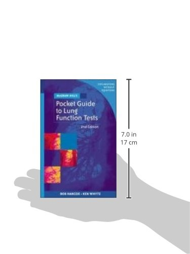 McGraw-Hill's Pocket Guide to Lung Function Tests, 2nd Edition