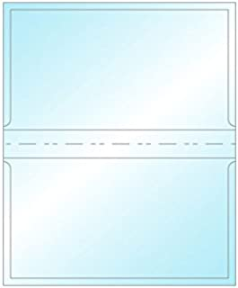 product image for EnvyPak Clear Business Card Sleeve, Horizontal - Box of 3000