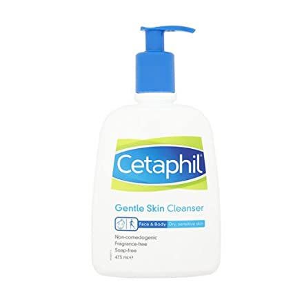 Cetaphil Gentle Skin Cleanser 473 ml Galderma UK Ltd 050942