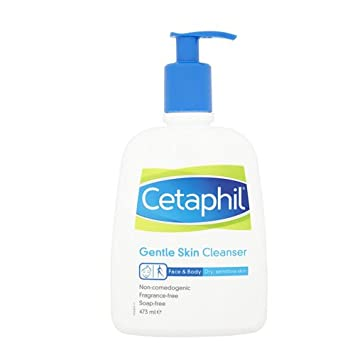 cetaphil gentle cleanser
