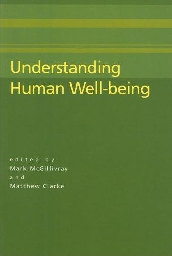 Understanding Human Well-Being