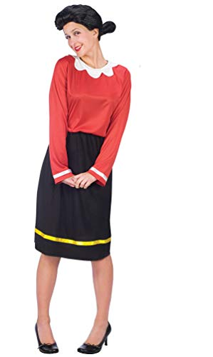 Olive Oyl Adult Costume - Medium/Large ()