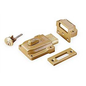 Yale Rimlock, Heavy Duty Deadbolt w/ Thumbturn
