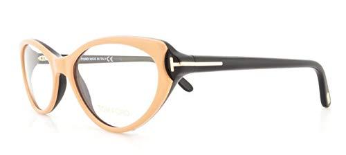 - TOM FORD FT5285 Eyeglasses Frame Black/Pink (074) TF 5285 074 53mm Authentic