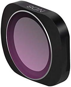 Juleyaing ND8 減光フィルター DJI OSMO POCKET対応 - スリム 光学ガラス 多層コーティング カメラ レンズ フィルター