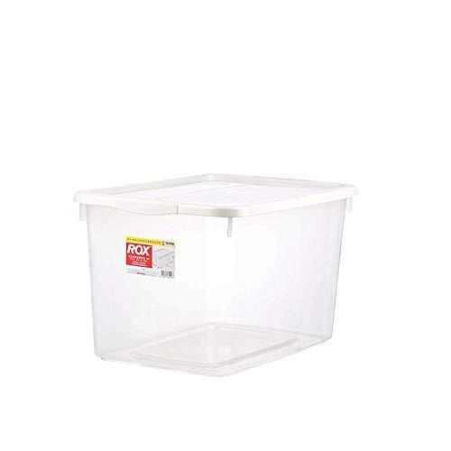 Storage Box Transparent Plastic Bed Bottom Clothes Finishing