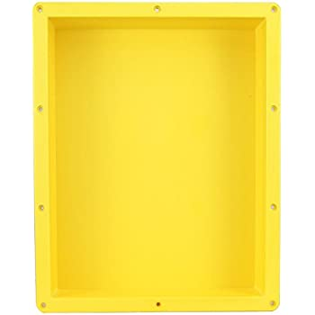 Houseables Shower Niche, Insert Storage Shelf, 12 x 28