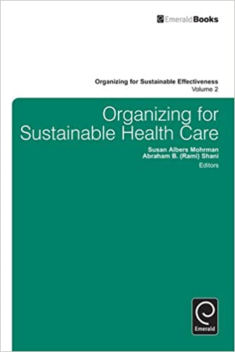 Organizing for Sustainable Healthcare: 2 (Organizing for Sustainable Effectiveness)