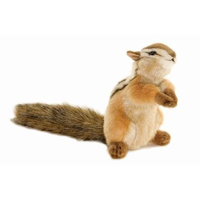 Chipmunk 11Cm by Hansa Toy