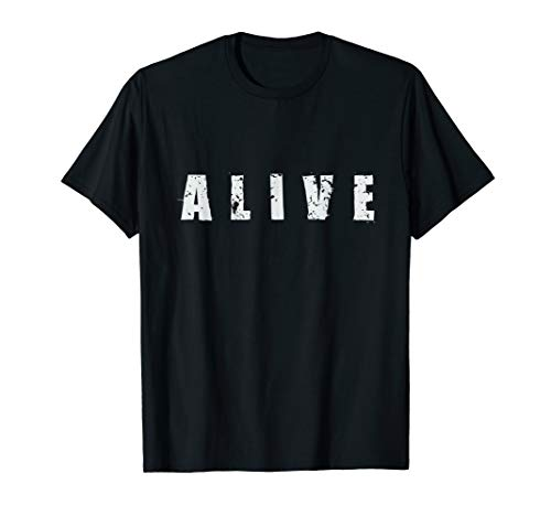 Alive Music Shirt For Jam Concerts