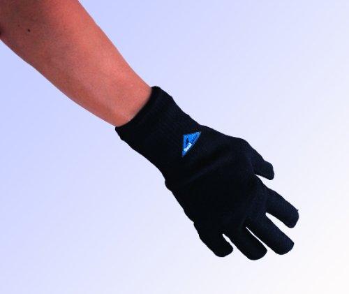 Hanz Waterproof Glove Chlblkr Blk s 21792