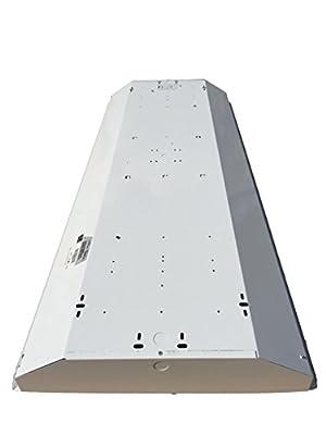 6 Bulb / Lamp T8 LED High Bay Warehouse, Shop, Commercial Light Fixture