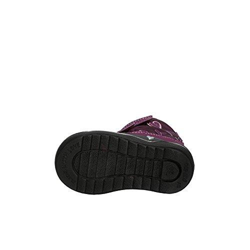 Corany Ricosta Sneakers Merlot Bébé Fille Basses 4SRqFAwf
