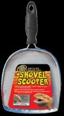Zoo Med Laboratories - Deluxe Stainless Steel Scooper Deluxe Amphibian
