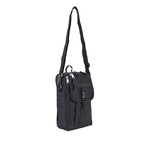 eastsport-multi-function-black-gear-bag-for-travel-to-go-to-the-park-for-a-walk-or-shopping