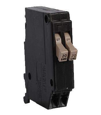 CHT2020 Cutler Hammer Twin Plug-On Circuit Breaker from Cutler & Hammer
