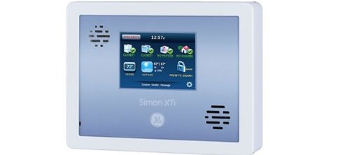 GE Simon XTi Color Touch Screen Control Panel (Simon Xti Control Panel compare prices)