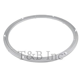 Tu0026B 600mm Lazy Susan 24 Inch Aluminum Bearing Metal Rotating Turntable  Bearings Swivel Plate Hardware For