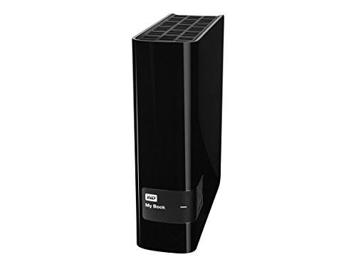 WD 2TB  My Book for Mac Desktop External Hard Drive  - USB 3.0  - WDBYCC0020HBK-NESN