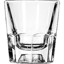 Libbey Glassware 5131 Old Fashioned Tumbler, 4 oz. (Pack of 48)