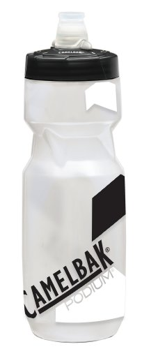 CamelBak Podium Bottle (Clear/Carbon, 24 -Ounce)
