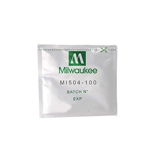 Milwaukee Instruments MI504-100, Free & Total Chlorine Reagent Set (100 Tests), 5 Sets of 100 pcs