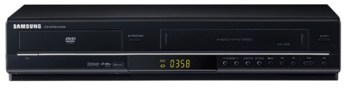 Samsung DVD-V9700 Tunerless 1080i Upconverting DVD VHS Combo Player
