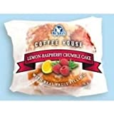 Ne Mos Lemon Raspberry Crumble Cake, 3.8 Ounce - 12 per case.