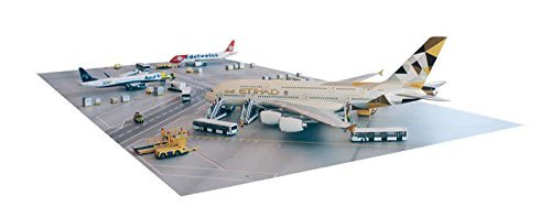 HE557283 Herpa Wings Airport Accessories Apron Plates for 1:200 Scale Model Airplanes by Herpa Wings