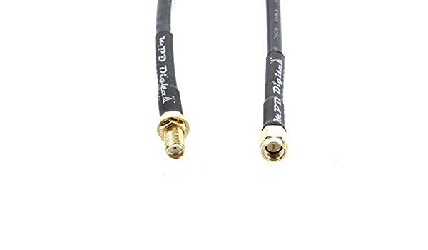 MPD Digital lmr240-sma-mf-rg8 X LMR-240 Cable Coaxial SMA ...