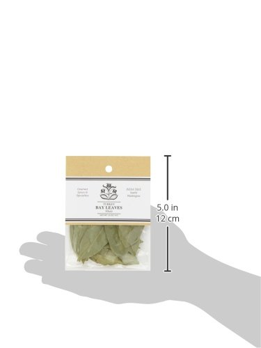 India Tree Bay Leaves, 0.15 oz (Pack of 4) by India Tree (Image #3)
