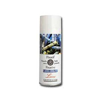 Sennelier Latour Pastel Spray Fix 400MlOrm20 ()