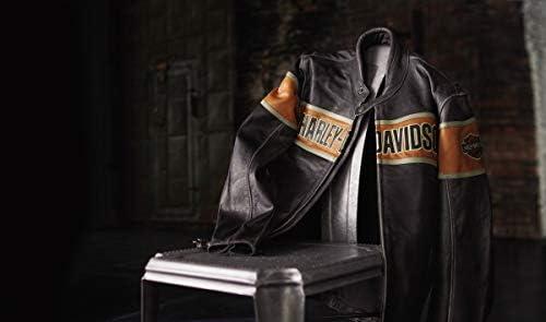 Harley-Davidson Men/'S Victory Lane Leather Jacket