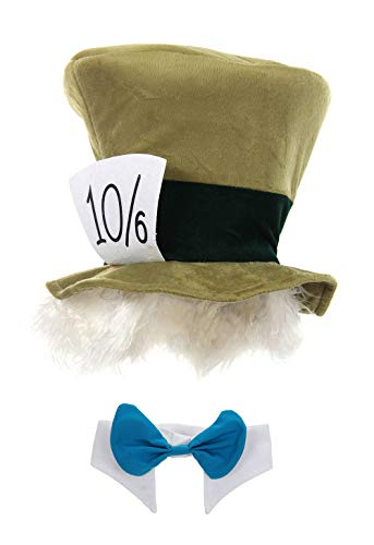 Elope Mad Hatter Kit Adult Costume Accessory