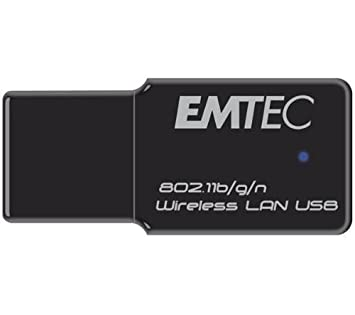 EMTEC WIRELESS LAN USB ADAPTER DRIVERS FOR WINDOWS