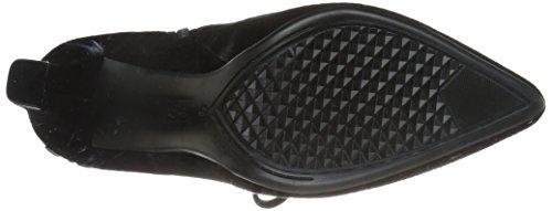 Black Bracket Women's Ankle Aerosoles Tax Boot Suede qOUAdARnw