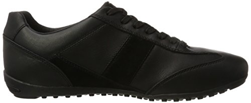 Geox Noir C9999 black Sneakers U A Homme Basses Wells rYrqwFP