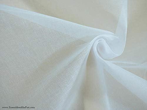 "100/% cotton organdy fabric 44/""wide-stiff*lfinish-lavender"