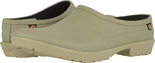 Bogs Outdoor Shoes Womens Flora Clog Waterproof 8 Sage 72350