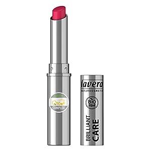 lavera Rouge à lèvres Beautiful Lips – Brilliant Care Lipstick Q10-07- Lipstick ∙ Soins intensifs Cosmétiques naturels Make up Ingrédients végétaux bio 100% Naturel Maquillage (1.7 g)